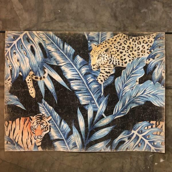 Mural  Tigre B