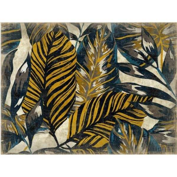 Mural  Palm