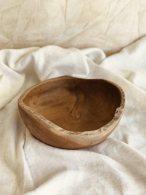 cuenco madera