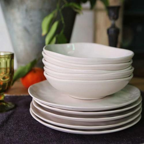 Set de 6 platos hondo DMS/28359