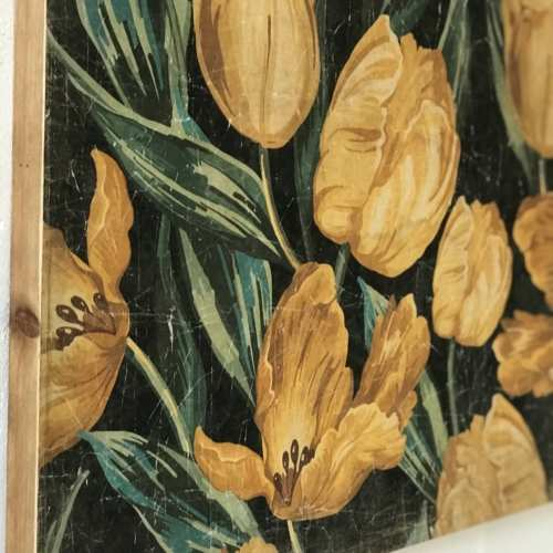 Cuadro Tulipanes amarillos .DK/ALF00643DC-5