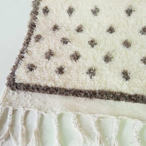 alfombra beniourain lana
