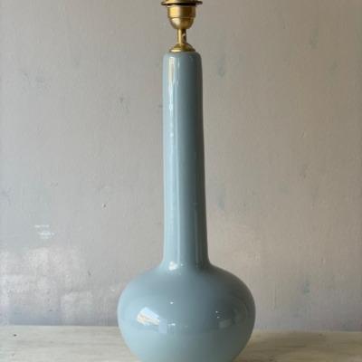 base ceramica celeste